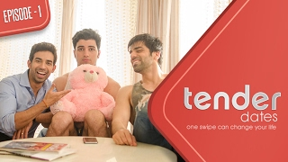 Tender Dates   S01E01   New Web Series India 2017   One Swipe Can Change Your Life   The Big Shark