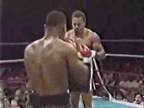 Mike Tyson Vs Lorenzo Boyd
