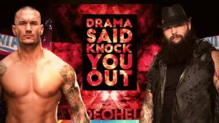 "Bray Wyatt vs. Randy Orton Wrestlemania 33 Promo Theme Song - ""Amazing Disgrace"""