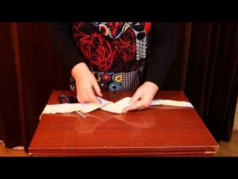 Как сделать пряжу из старой простыни | Коврик из старых  простыней