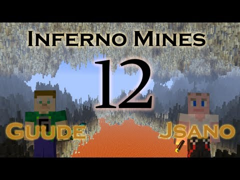 Guude & Jsano - Inferno Mines - E12 - So many minecart chests