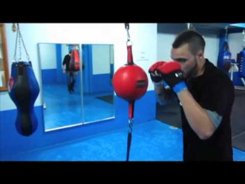 punching profesional y Guantilla Pro Gel