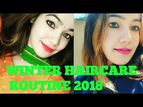WINTER HAIRCARE ROUTINE 2019 | How to get Long, Shiny and Healthy Hair | in Hindi