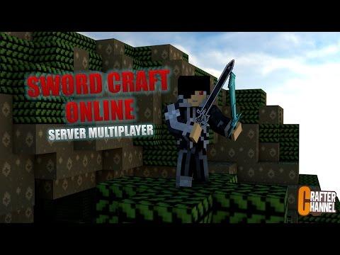 Edu no Sword Art Online?! - Sword Craft Online Server (AncientRPG)