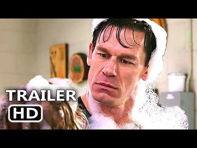 PLAYING WITH FIRE Official Trailer (2019) John Cena Comedy Movie HD thumbnail