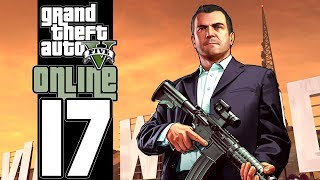 Let's Play GTA V Online (GTA 5) - EP17 - Such Fun!