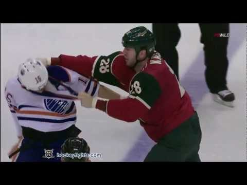 Darcy Hordichuk Vs Matt Kassian Round 2 Dec 29, 2011 (video)