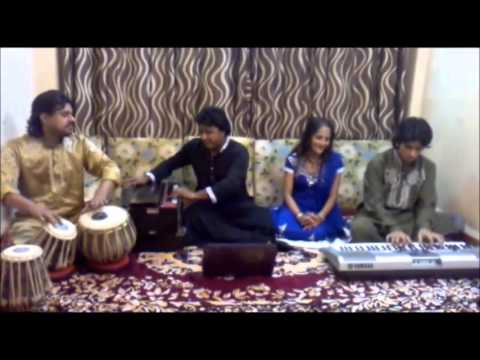 Ghazal Singer Arshad Khan - Chandi Jaisa Rang Hai Tera Sone Jaise video