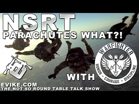 "Airsoft ""Not So Round Table"" Unpacked Parachutes?! Ep. 23 - Evike TV"