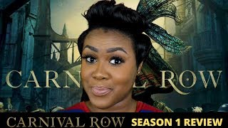 Carnival Row Season 1 Review