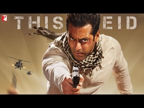 Ek Tha Tiger - Teaser Trailer (with English Subtitles) - Releasing Eid 2012 video