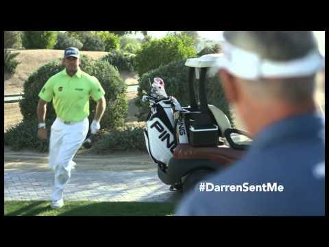 Your Golf Travel #Masters Sky TV Advert with Lee Westwood & Darren Clarke #DarrenSentMe