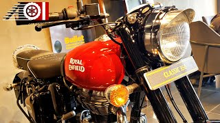 2019 Royal Enfield Classic 350 ABS Redditch Edition | Price | Mileage | Features | Specs