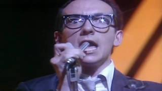 Elvis Costello 1977 U.K. TV Watching the Detectives