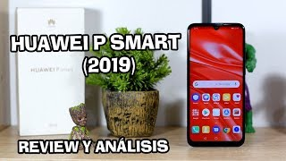 HUAWEI P SMART [2019]  Unboxing  REVIEW y Analisis HD 🤳 😵