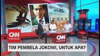 Debat Panas: Tim Pembela Jokowi vs ACTA