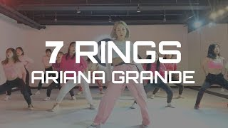7 rings - Ariana Grande | MIRI Choreography | THE CODE DANCE STUDIO |