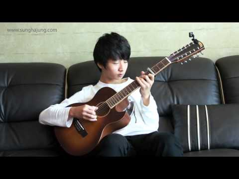 (2ne1) Lonely - Sungha Jung (12 strings guitar : 4capo Ver) Video Download