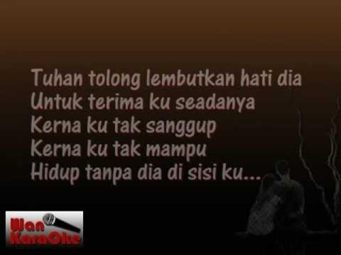 Ombak Rindu - Karaoke