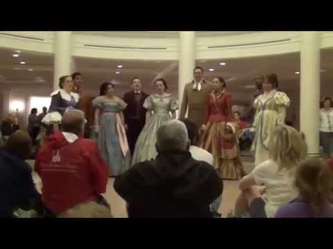 download lagu Voices Of Liberty At Epcot - God Bless America gratis