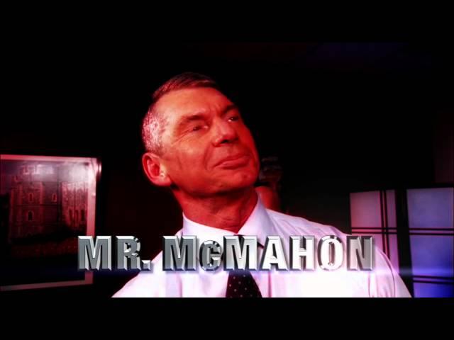 Mr. McMahon entrance video thumbnail