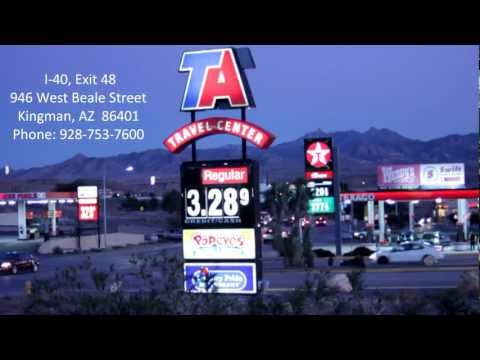 TA TRAVEL CENTER, KINGMAN ARIZONA, STORE / TRUCK STOP / DIESEL / GAS STATION