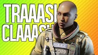 TRAAASH CLAAASH | Rainbow Six Siege