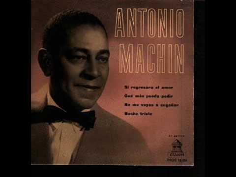 Antonio Machin - Cuando me besas