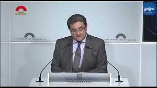 """PPC - Denuncia """"la banalización del nazismo"""" que hace TV3 comparando Rajoy con Hitler"""