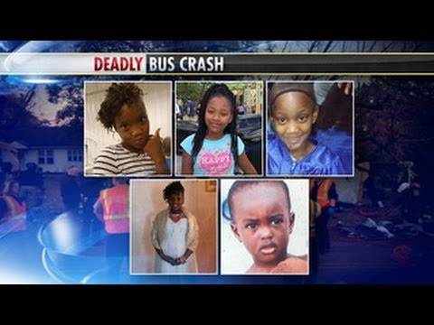 NTSB investigates deadly school bus crash in Chattanooga