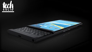 Blackberry Priv - Features and Fails
