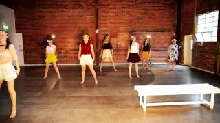 Pru Wilson | Always Hoping by Christel Alsos | Featuring VDA senior lyrical 2014