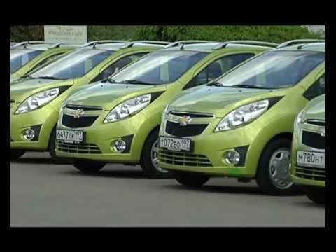 Тест-драйв Chevrolet Spark 2011