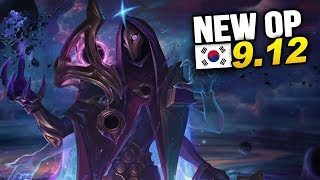 8 New OP Builds and Champs in Korea Patch 9.12 SEASON 9 (League of Legends)