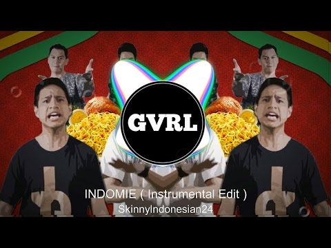 [KARAOKE] SkinnyIndonesian24 ft Chandra Liow - Indomie ( INSTRUMENTAL EDIT )