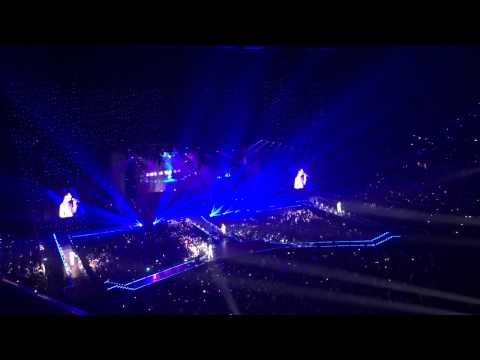 JYP NATION in THAILAND 2014 - Can't Let You Go [2AM]