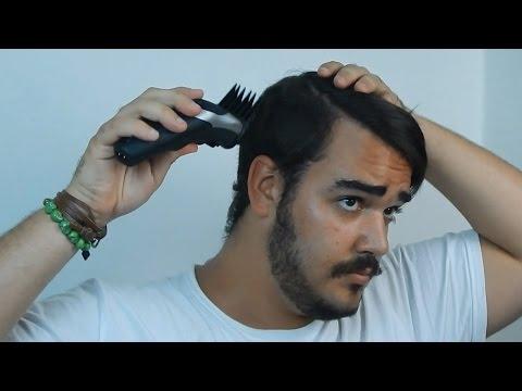 Corte de cabelo Masculino | Undercut em Casa