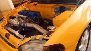 K20 Civic Revs + Launch Control Sounds
