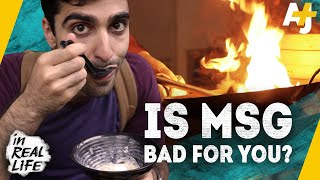 Why Do People Freak Out About MSG in Chinese Food?   AJ+