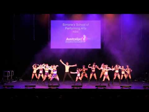 2013 Australian Dance Festival - Simone's School of Performing Arts (NSW)