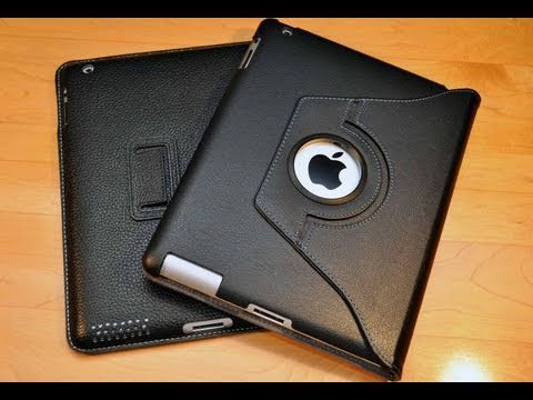 Poetic iPad 2 Cases: Swivel Book and SlimBook 2 Reviews