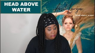 Avril Lavigne Head Above Water Reaction
