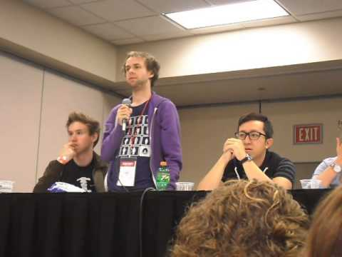 Starkid Panel LeakyCon 2012 Chicago Full Video Post AVPSY Part 1