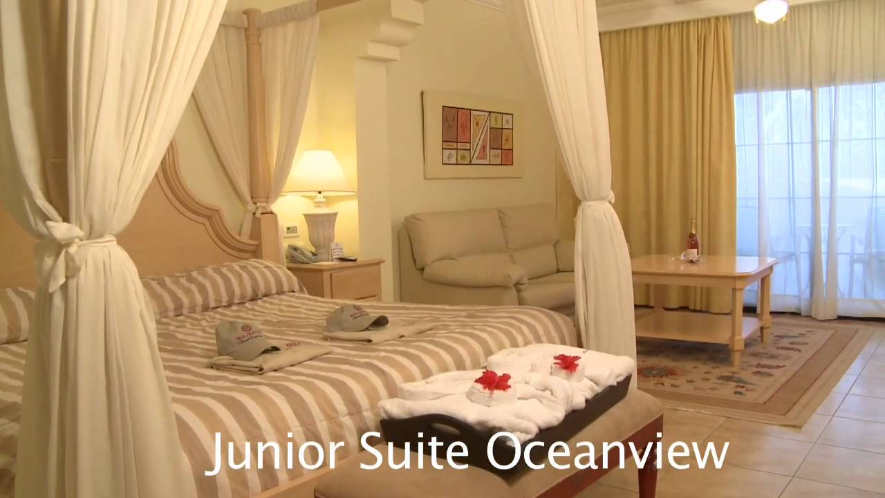 majestic colonial punta cana junior suite ocean view youtube