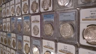 Full Morgan Dollar Business Strike Set - Coin Talk in 4K
