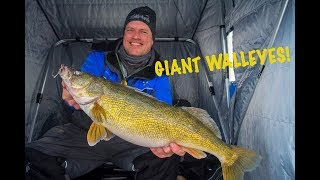 Monster Walleyes on Saginaw Bay - Larry Smith Outdoors TV
