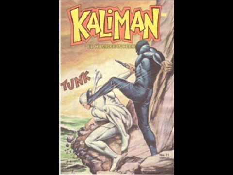 Kalimán Contra La Araña Negra Capitulo 2 - La Tarantula Completo