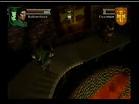 Robin Hood: Defender Of The Crown - PS2