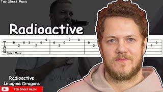 Imagine Dragons - Radioactive Guitar Tutorial