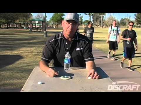 Discraft Disc Golf Clinic: Better Putting Practice